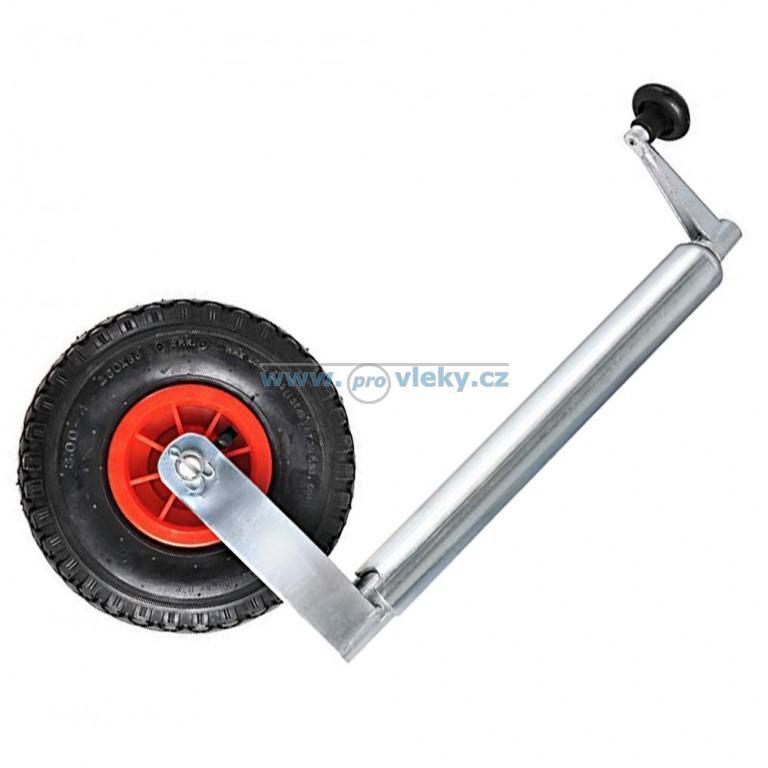 Opěrné kolečko nafukovací 260x85mm PVC střed - Náhradní díly - Opěrná kolečka