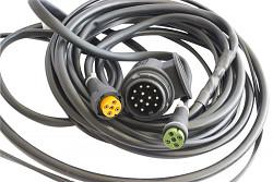 Elektroinštalácie 13-pol 5480mm