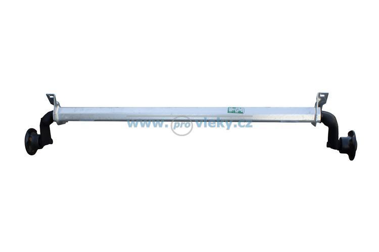 Náprava Al-ko Optima 1400mm 100x4 - Náhradní díly - Nápravy a díly náprav