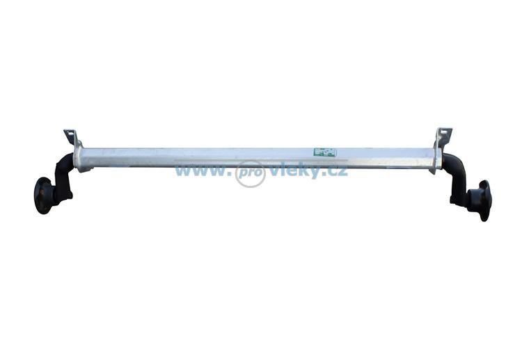 Náprava Al-ko Optima 1130mm 100x4 - Náhradní díly - Nápravy a díly náprav