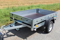 Přívěs MARTZ Basic 201 201x125cm 750kg