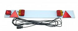 Světelný panel 1200x140 9m kabel