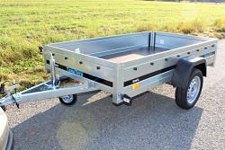 Přívěs MARTZ BASIC 230 750kg 230x125cm
