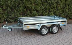 Přívěs MARTZ BASIC 263/2 750kg