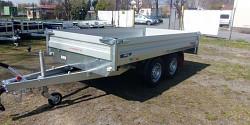 Přívěs valníkový Pongratz LH 3100/16 2700kg