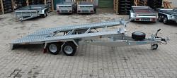 Sklopný autopřepravník Pongratz LAT 400 K-T 2600kg