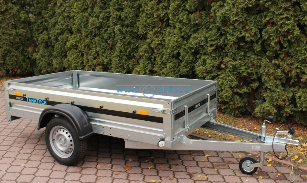 Přívěs MARTZ PREMIUM 236 R 750kg 2360x1250