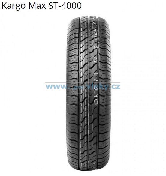 Pneu 155 R13 84N KARGO MAX ST-4000 M+S