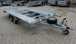 Autopřepravník Pongratz LAT 400 3000kg