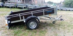 Přívěs Pongratz LPA 250/12 G-H-K 1300kg 2505x1275mm překližkový
