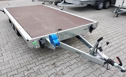 Přívěs MARTZ GT PLATO 400 2700kg BR