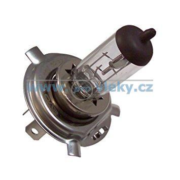 Autožárovka Autolamp H4 12V 60/55W P43t