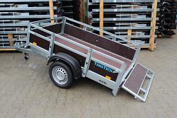 Přívěs martz HOLZ 205U 2060x1250 750kg