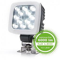 Pracovní lampa WAS 1209 12xLED 6000lm