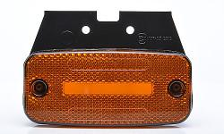 Bočné oranžové svietidlo LED WAS 1133 neón vr. smerovky