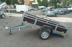Přívěs martz  HOLZ 236U 1250x2360mm 750kg