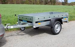 Přívěs MARTZ Basic 200 Plus 750kg vč. op. kolečka