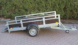 Přívěs martz HOLZ 263U 750kg 1250x2630mm