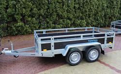 Přívěs MARTZ HOLZ 263/2U 2630x1250mm 750kg