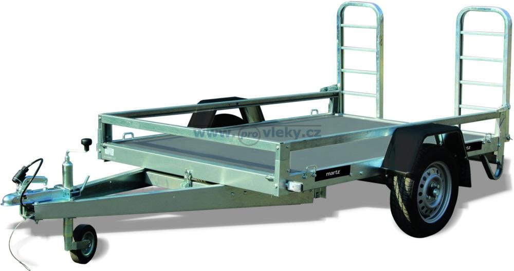 Přívěs MARTZ ATV 1 2213 750kg na čtykolky