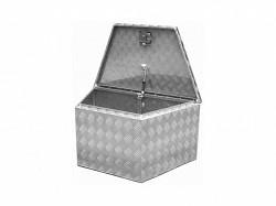Hliníkový box skosený 864x406x482x457