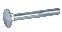 Šroub vratový M6x35 ZB DIN 603
