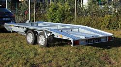 Přívěs martz  GT PLUS 400 S 2700kg přepravník aut