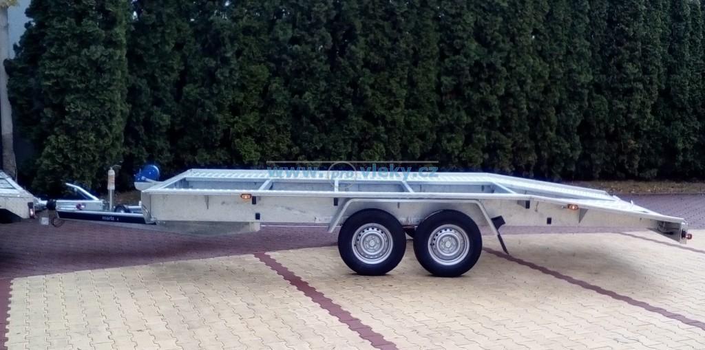 Přívěs martz GT PLUS 500 S 3500kg přepravník aut