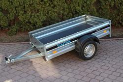 Přívěs MARTZ Basic 200 Plus 750kg 200x106cm s dopravou až domů!