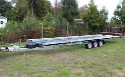 Přívěs MARTZ GT 800 3500kg