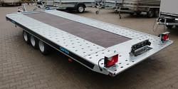 Přívěs MARTZ GT 480 KIPPBAR S 3500kg sklopný autopřepravník