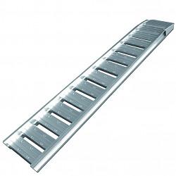 Nájezd hliníkový 2100x350mm 500kg / 1ks