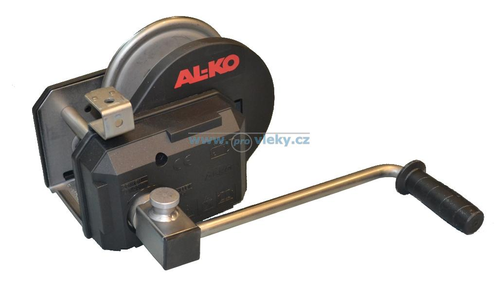 Ruční naviják AL-KO 901 A OPTIMA 900kg - Náhradní díly - Ruční navijáky a příslušenství