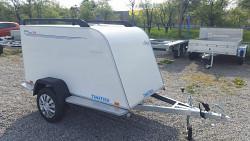 Skříňový přívěs Mini Cargo TF 3 2m 750kg