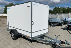 Skříňový překližkový přívěs TFD 300.00 1300kg