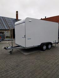 Přívěs skříňový Tomplan TFS 420T.00 2700kg 4200x2000mm