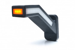 Tykadlová LED svítilna WAS 1165P pravá