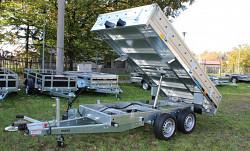 Přívěs MARTZ KIPPER 300/2 2700kg Manual