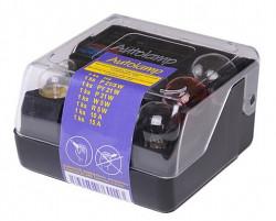 Krabička AUTOLAMP univerzální H4 12V