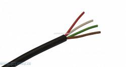 Kábel 4-žilový 4x0.75mm