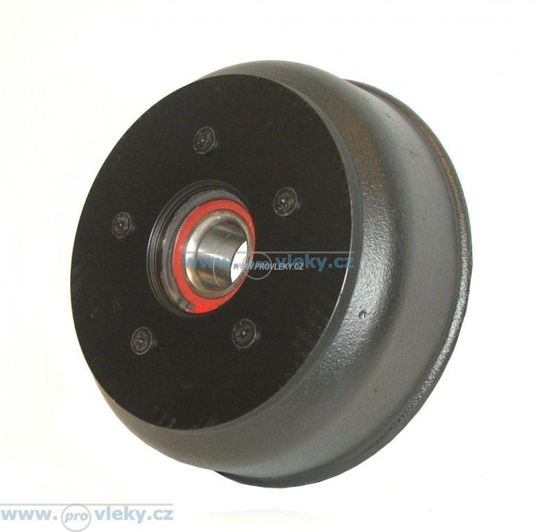 Brzdový buben KNOTT; 200x50; 112x5 - Náhradní díly - Brzdové bubny