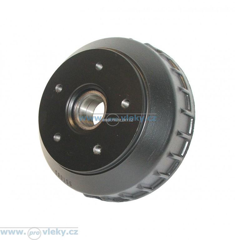 Brzdový buben Al-ko EURO-PLUS pro kol. jednotku 2051mm; 112x5 - Náhradní díly - Brzdové bubny