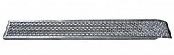 Nájezd hliníkový rovný 1500x200x30mm; nosnost 200kg/ks