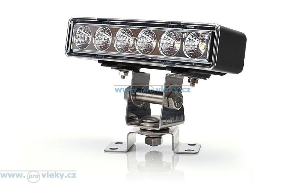 Pracovní světlomet LED hranatý W123