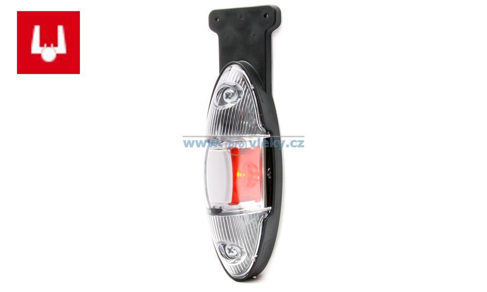 Poziční ČB svítilna W107 LED levá - Náhradní díly - Poziční světla