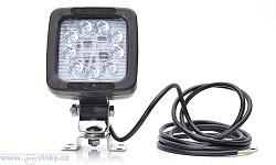 Pracovní reflektor / zpětný světlomet  W81 LED