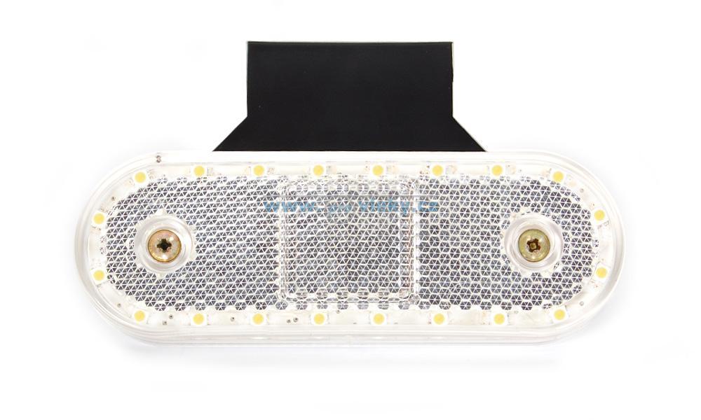 Poziční svítilna bílá 536Z LED 20 diod - Náhradní díly - Poziční světla