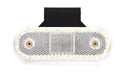 Positionsleuchte weiß 536Z LED 20-Diode