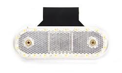 Poziční svítilna bílá 536Z LED 20 diod