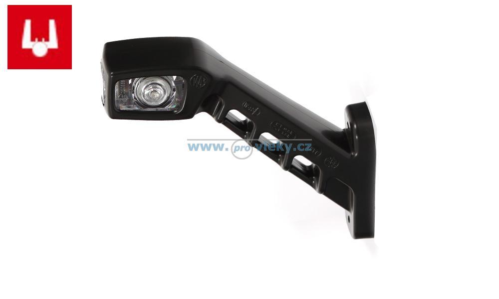 Obrysové osvětlení - tykadlo W48 LED levé - Náhradní díly - Tykadlové osvětlení